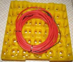 Нагревательный шнур в инкубатор