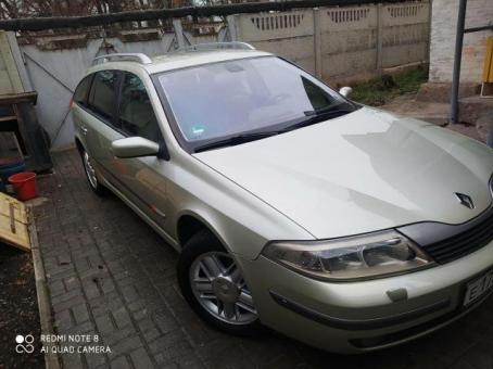 Продам Renault Laguna 2.0л