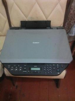 Продам принтер Canon mx300
