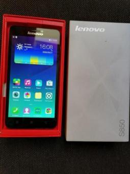 Продам смартфон Lenovo S850