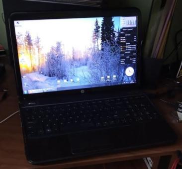 Продам ноутбук «Hewlett-Packard Pavilion g6»