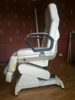 Педикюрное кресло «Геволь»