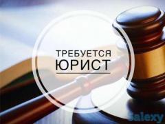 Требуется юрист с опытом работы помощника судьи в ДНР