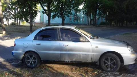Продам автомобиль Deawoo Lanos