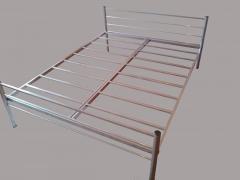 Крепкие и надежные кровати металлические