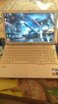 Продам ноутбук Sony Vaio PCG-71211V
