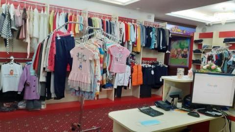 Продам готовый бизнес, Донецк,  магазин детской   одежды и обуви