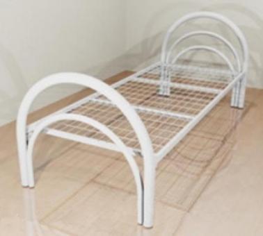 Оптом кровати металлические
