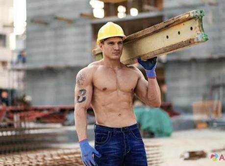 Работа на стройке Крым
