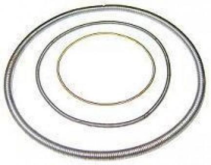 Изготовим пружины разные и кольца из пружин для уплотнения