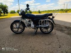 Продам мото Sabur 72cc