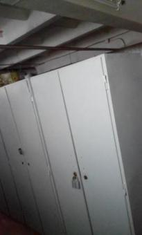 Продаём шкафы бытовые металлические б/у