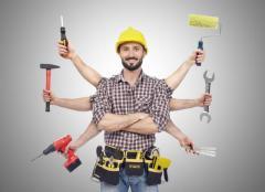 Требуются рабочие строительных спецальностей