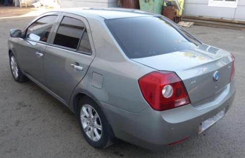 Продам Geely MK 2010