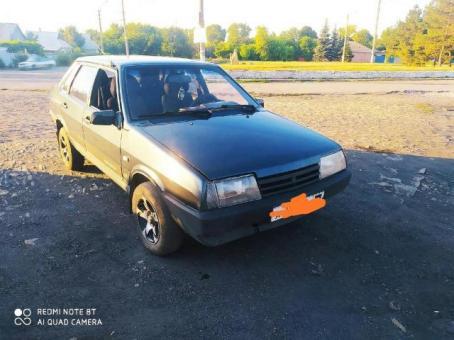 Продам ВАЗ 21099-2004г.