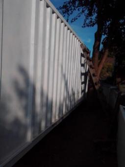 Морской контейнер 20 тонн.