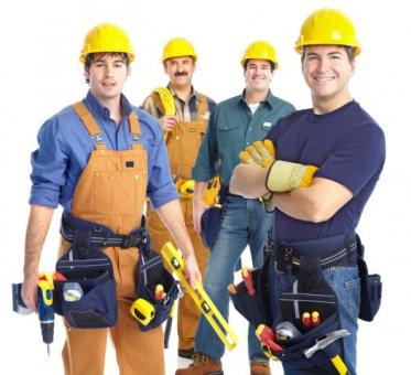 Требуются рабочие строительных специльностей