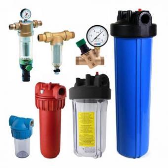 Водоснабжение, отопление, канализация