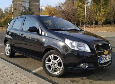 Продам Chevrolet Aveo 2010, пробег 110 000 км